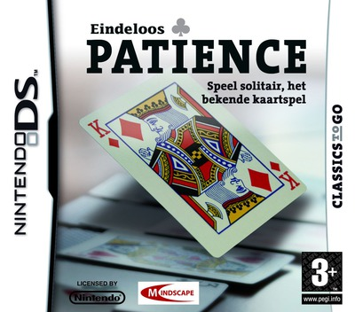 Eindeloos Patience DS coverM (YGIH)