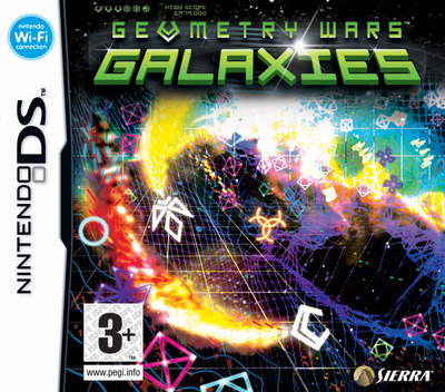 Geometry Wars - Galaxies DS coverM (YGLP)