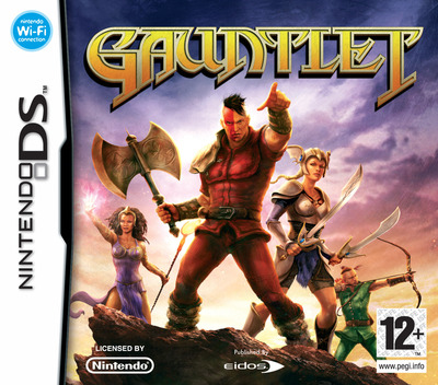 Gauntlet DS coverM (YGNP)