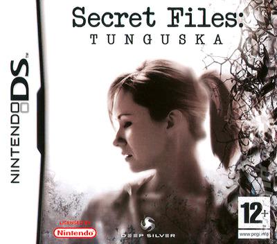 Secret Files - Tunguska DS coverM (YGSP)