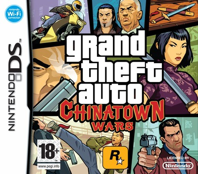 Grand Theft Auto - Chinatown Wars DS coverM (YGXP)