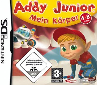 Addy Junior - Mein Koerper DS coverM (YHVD)