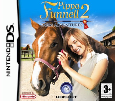 Pippa Funnell 2 - Farm Adventures DS coverM (YHZP)