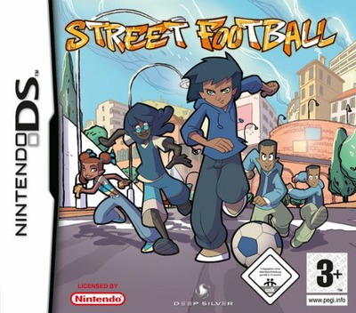 Street Football DS coverM (YIGP)