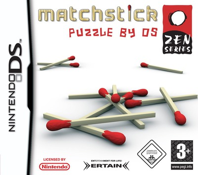 Matchstick Puzzle by DS DS coverM (YIIP)