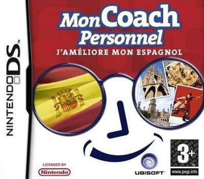Mon Coach Personnel - J'Ameliore Mon Espagnol DS coverM (YISF)