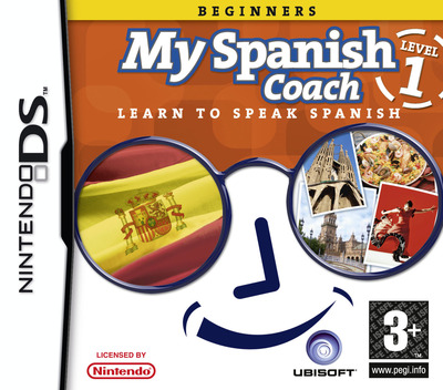 My Spanish Coach - Level 1 DS coverM (YISP)
