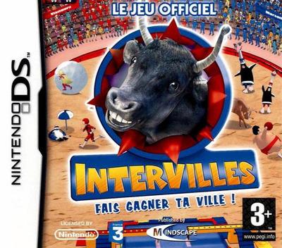 Intervilles - Fais Gagner Ta Ville! - Le Jeu Officiel DS coverM (YIWF)
