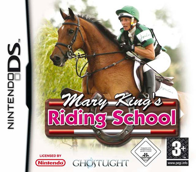 Mary King's Riding School DS coverM (YIYP)