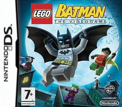 LEGO Batman - The Videogame DS coverM (YJBP)