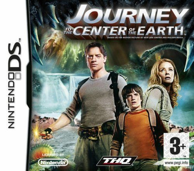 Journey to the Center of the Earth DS coverM (YJCP)