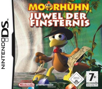 Moorhuhn - Jewel of Darkness DS coverM (YJWP)