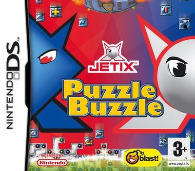 Jetix Puzzle Buzzle DS coverM (YJXP)