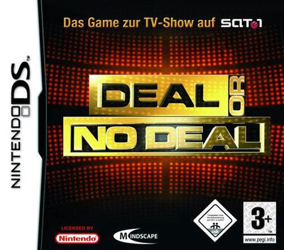 Deal or No Deal DS coverM (YLAD)