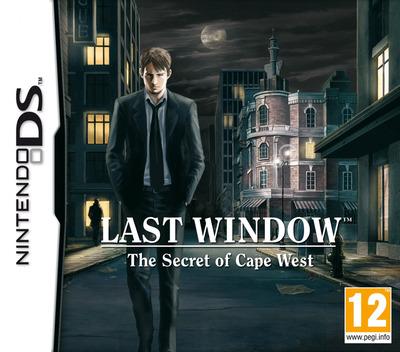 Last Window - The Secret of Cape West DS coverM (YLUP)