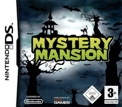 Mystery Mansion DS coverM (YM6P)