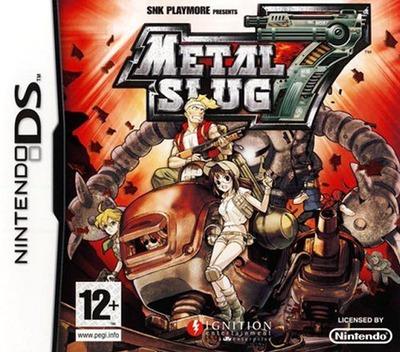 Metal Slug 7 DS coverM (YM7P)