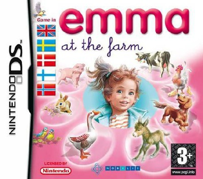 Emma at the Farm DS coverM (YM9X)