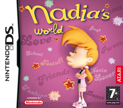 Nadia's World DS coverM (YMNP)