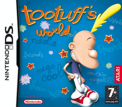 Tootuff's World DS coverM (YMWP)