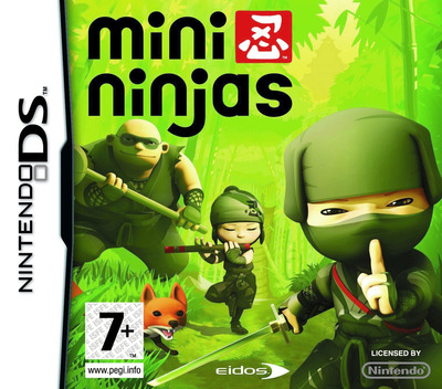 Mini Ninjas DS coverM (YNJP)