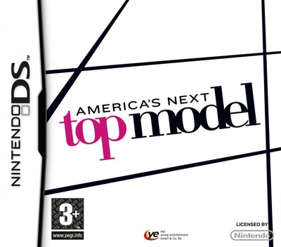 America's Next Top Model DS coverM (YNLY)