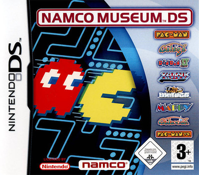 Namco Museum DS DS coverM (YNMP)
