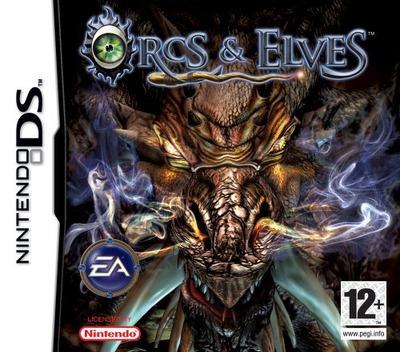 Orcs & Elves DS coverM (YOEP)