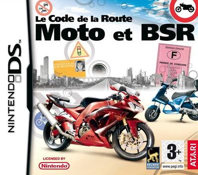 Le Code de la Route - Moto et BSR DS coverM (YPFF)