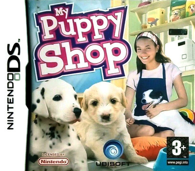 My Puppy Shop DS coverM (YPTP)