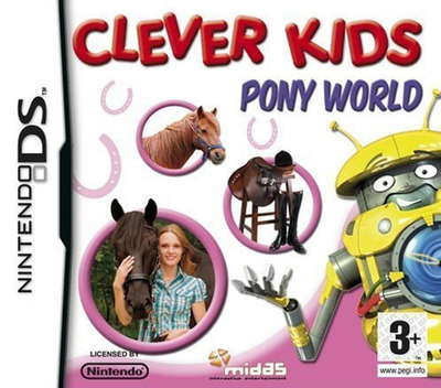 Clever Kids - Pony World DS coverM (YPUP)