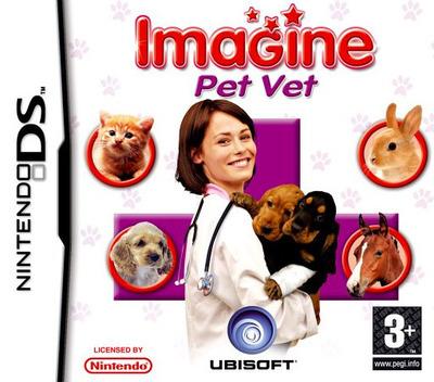 Imagine - Pet Vet DS coverM (YPVP)