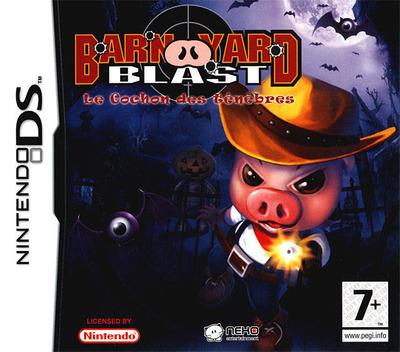 Barnyard Blast - Swine of the Night DS coverM (YQBP)