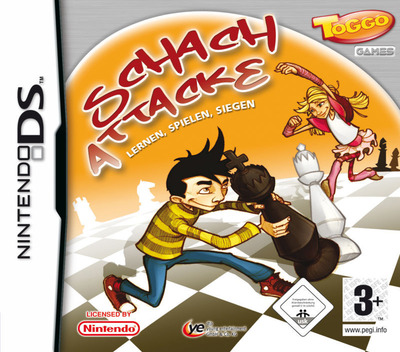 Chess for Kids DS coverM (YQCP)