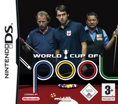 World Cup of Pool DS coverM (YQKP)