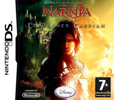 The Chronicles of Narnia - Prince Caspian DS coverM (YQNX)