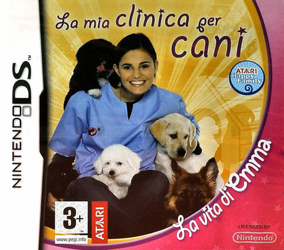 Emily - My Dog Paradise DS coverM (YR6P)