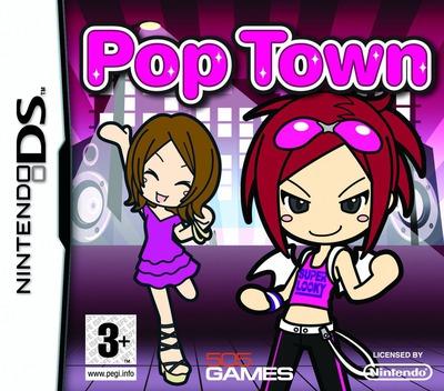 Pop Town DS coverM (YR7P)