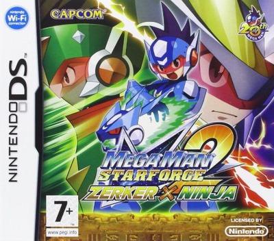 Mega Man Star Force 2 - Zerker x Ninja DS coverM (YRVP)