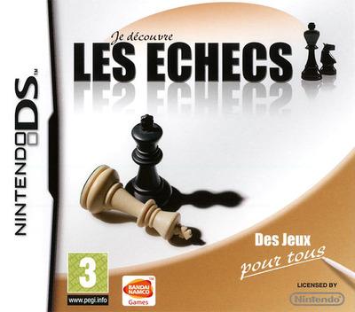 Je Decouvre les Echecs DS coverM (YSCX)