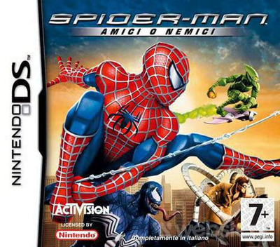 Spider-Man - Amici o Nemici DS coverM (YSFI)