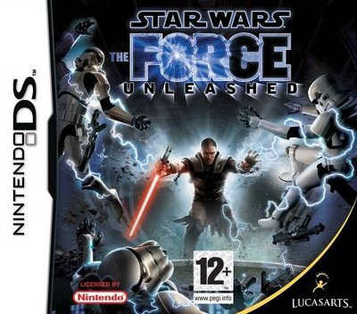 Star Wars - The Force Unleashed DS coverM (YSTP)