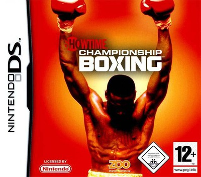 Showtime Championship Boxing DS coverM (YSYP)