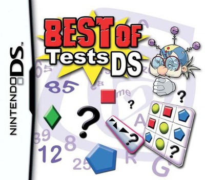 Best of Tests DS DS coverM (YT2P)