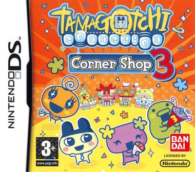 Tamagotchi Connexion - Corner Shop 3 DS coverM (YT3P)