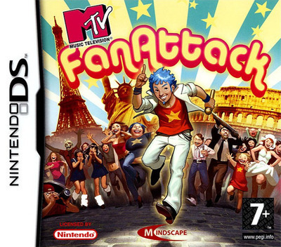 MTV Fan Attack DS coverM (YTAY)