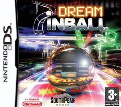 Dream Pinball 3D DS coverM (YUBP)
