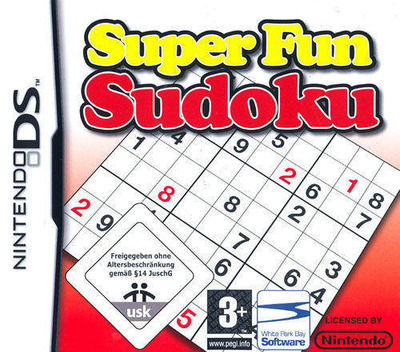 Super Fun Sudoku DS coverM (YUSP)