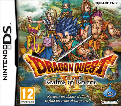 Dragon Quest VI - Realms of Reverie DS coverM (YVIP)