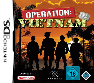 Operation - Vietnam DS coverM (YVTD)